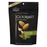 Blue Diamond Crafted Gourmet Olive Oil & Garlic Almonds