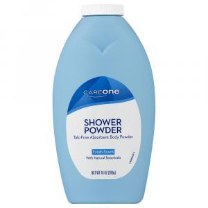 CareOne Shower Powder Fresh Scent Body Powder
