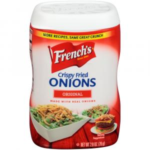 French's Taste Topper Onions