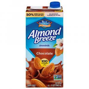 Blue Diamond Almond Breeze Chocolate Almondmilk