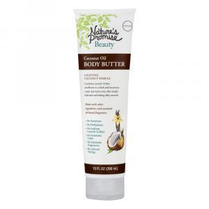 Nature's Promise Coconut Vanilla Coconut Oil Body Butter