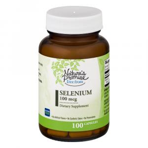 Nature's Promise Free From Selenium 100 mcg