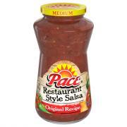 Pace Restaurant Style Medium Salsa