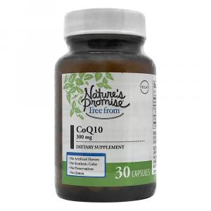 Nature's Promise CoQ10 300 Mg Dietary Supplement