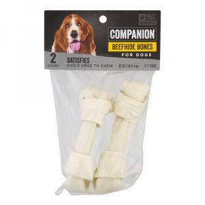 Companion Beef Hide Dog Bones