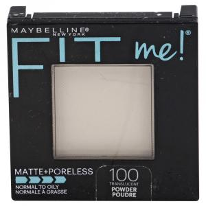 Maybelline Fit Me Matte Pore Powder TransLucent