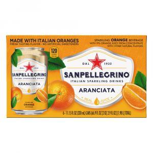 San Pellegrino Aranciata Sparkling