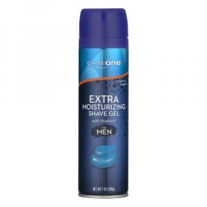 CareOne Extra Moisturizing Shave Gel for Men