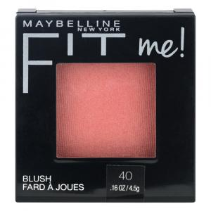 Maybelline Fit Me Blush Peach