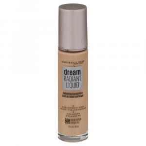 Maybelline Dream Radiant Liquid Foundation Nude Beige