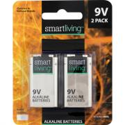 Smart Living 9 Volt Batteries