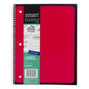 Smart Living 1 Subject Notebook Wide Rule