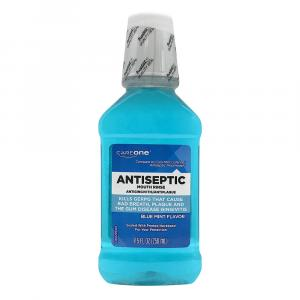 CareOne Blue Mint Antiseptic Mouth Rinse