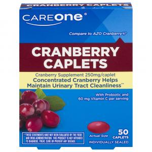 Careone Cranberry Supplement Tablets