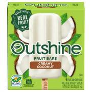 Outshine Fruit Bars Creamy Coconut