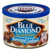 Blue Diamond Growers Roasted Salted Almonds