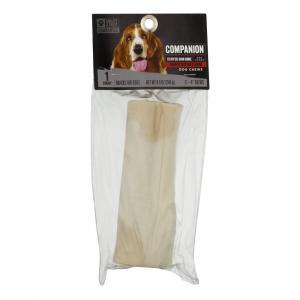 Companion Stuffed Shin Bone With Peanut Butter Dog Chew