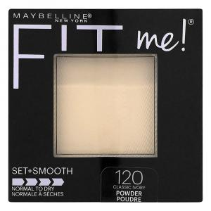Maybelline Powder 120 Fitme CLA