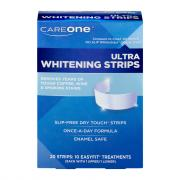 CareOne Ultra Whitening Strips