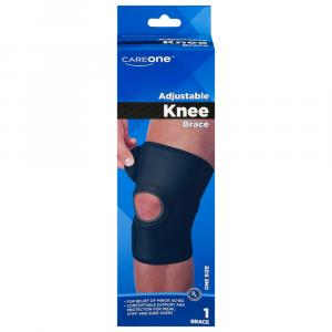 CareOne Neoprene Open Knee Support One Size