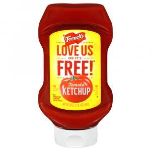 French's Tomato Ketchup