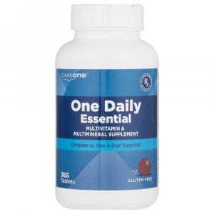 CareOne One Daily Essential Multivitamin Tablets
