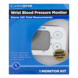 CareOne Wrist Blood Pressure Monitor
