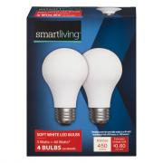 Smart Living 5w Soft White LED Bulbs