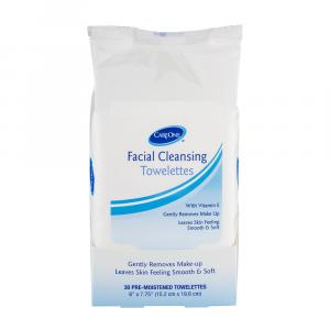 CareOne Facial Cleansing Towelettes