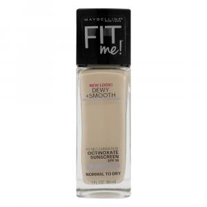 Maybelline Fit Me Foundation Porcelain