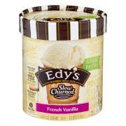 Edy's Light French Vanilla Ice Cream