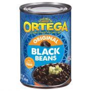 Ortega Black Beans