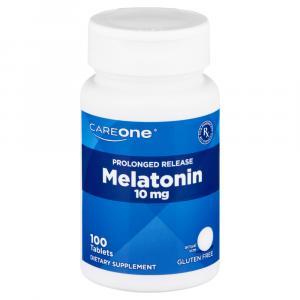 CareOne Melatonin Prolonged Release 10mg