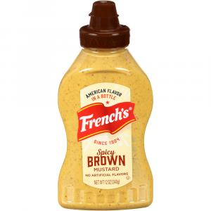 French's Deli Brown Mustard