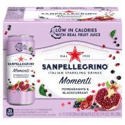 San Pellegrino Sparkling Pomegranate & Black Currant