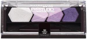 Maybelline Quad Eye Shadow - Purple