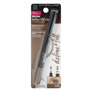 Maybelline Brow Define and Fill Duo Blonde