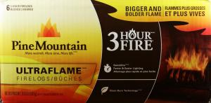 Pine Mountain Ultraflame 3-hour Firelog
