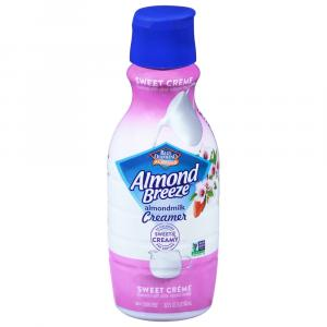 Blue Diamond Almond Breeze Almond Milk Creamer