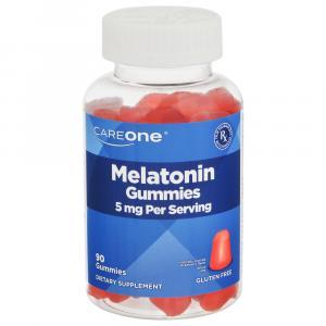 CareOne Melatonin 5mg Gummies