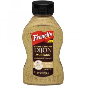 French's Stone Ground Dijon Mustard