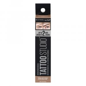 Maybelline Tattoo Studio Brow Gel Soft Brown