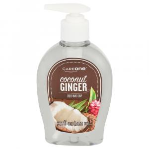 CareOne Coconut Ginger Liquid Hand Soap