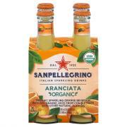 Sanpellegrino Italian Sparkling Organic Aranciata
