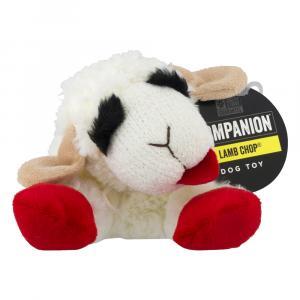 Companion Lamp Chop Dog Toy