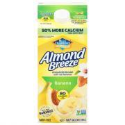 Almond Breeze Banana Blend