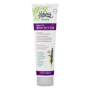 Nature's Promise Lavendar Chamomile Argon Oil Body Butter