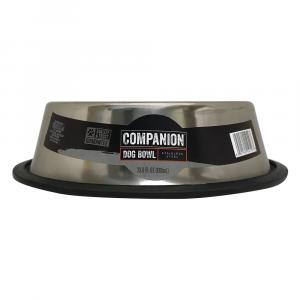 Companion Stainless Steel Dog Bowl