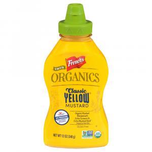 French's Original Classic Yellow Mustard