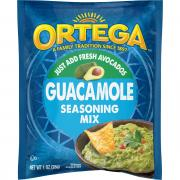 Ortega GuacaMole Mix
